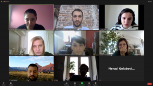 Balkan Green Ideas 2021 Kick-off Meeting